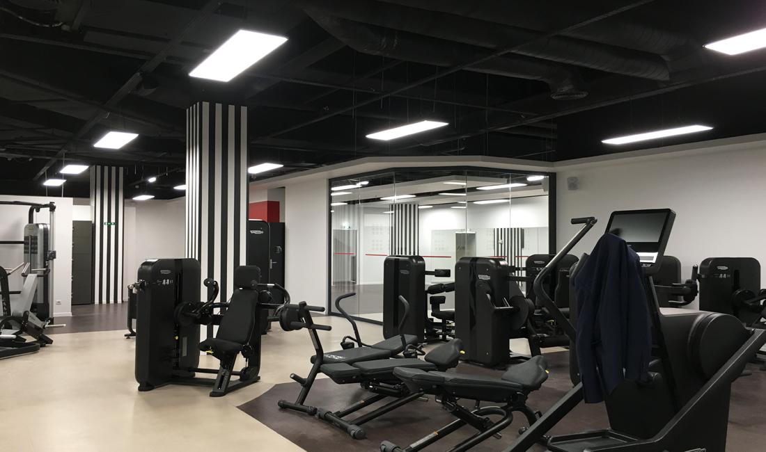 gt architecture edysis projet de salle de fitness 224 arcueil
